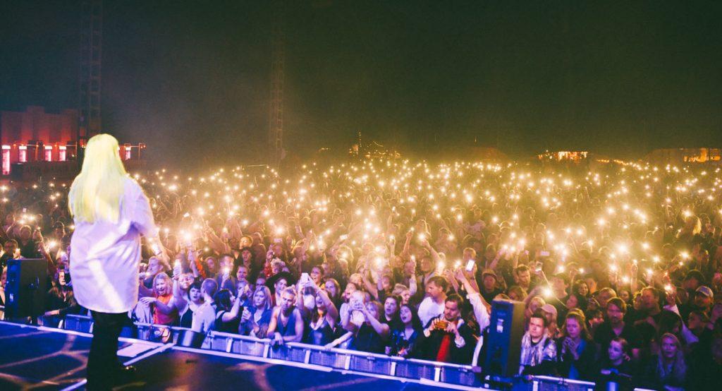 Flow Festival 2021 Liput